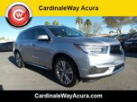 2017 Acura MDX with Technology Package