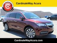 2016 Acura MDX SH-AWD with Technology and AcuraWatch Plus Packages Seaside CA