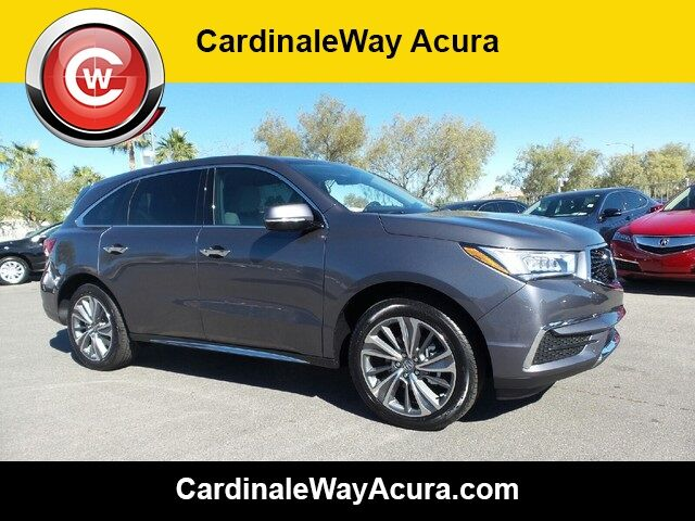 2017 Acura MDX SH-AWD with Technology Package Las Vegas NV