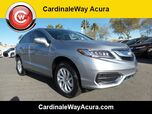 2017 Acura RDX with AcuraWatch Plus