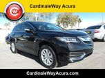 2017 Acura RDX with Technology Package