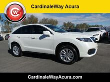2017 Acura RDX AWD with AcuraWatch Plus Las Vegas NV