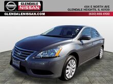2015 Nissan Sentra S Glendale Heights IL