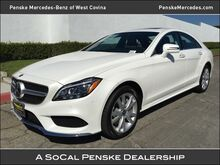 2017 Mercedes-Benz CLS-Class CLS 550 West Covina CA