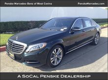 2017 Mercedes-Benz S-Class S550e West Covina CA