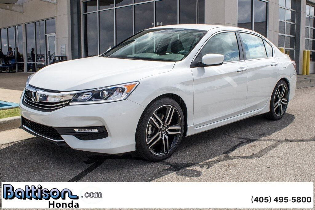 2017 Honda Accord Sport Oklahoma City OK