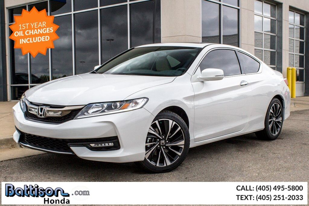2016 Honda Accord EX-L Oklahoma City OK