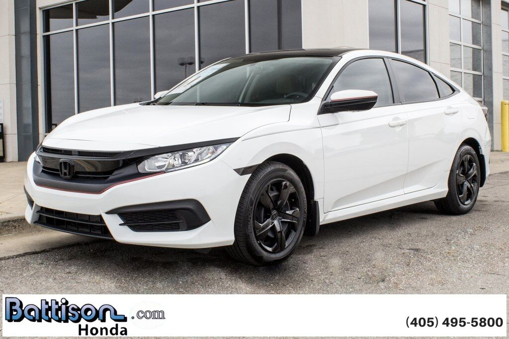 2016 Honda Civic LX Oklahoma City OK