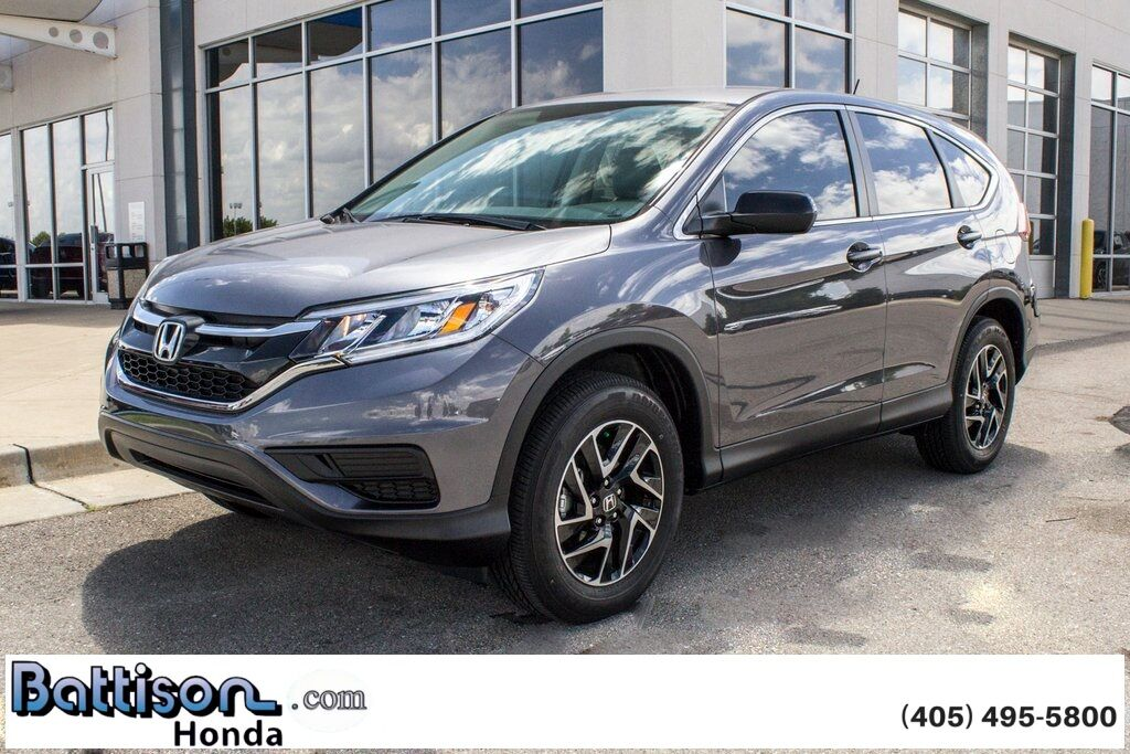 2016 Honda CR-V SE Oklahoma City OK