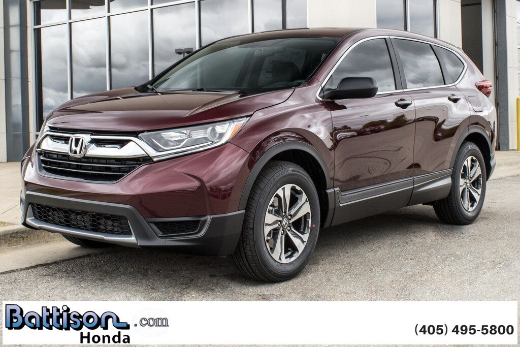 2017 Honda CR-V LX Oklahoma City OK