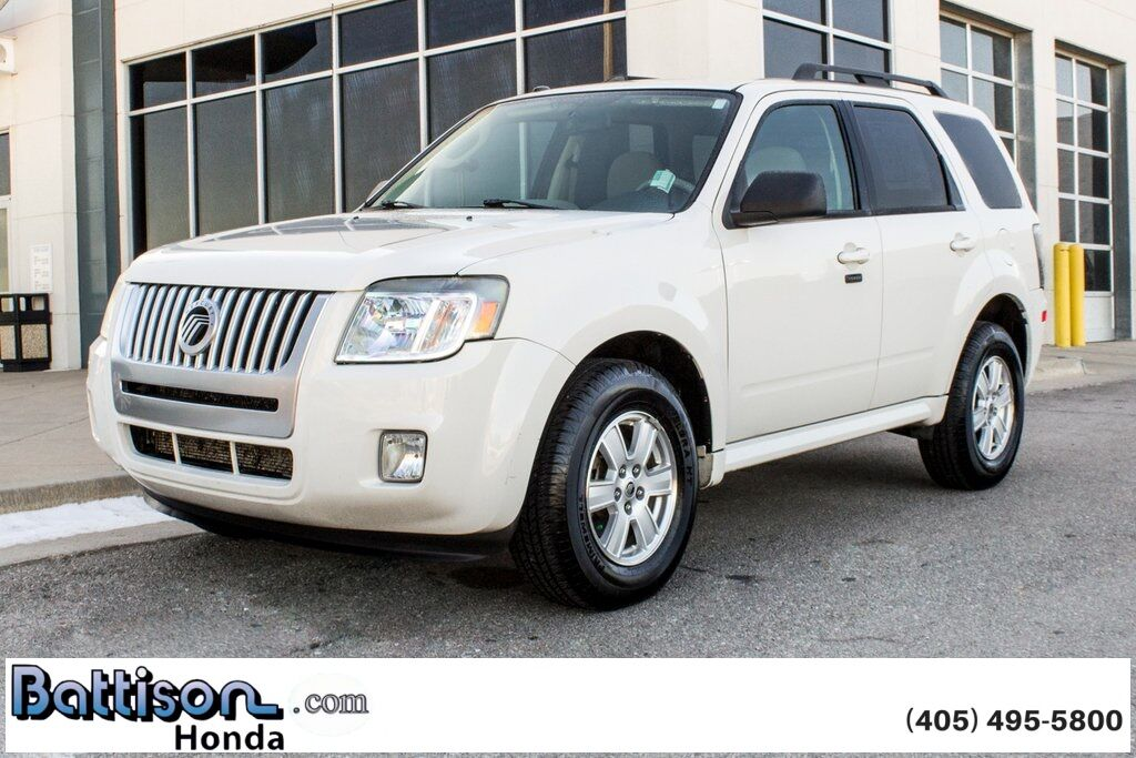2010 Mercury Mariner Base Oklahoma City OK