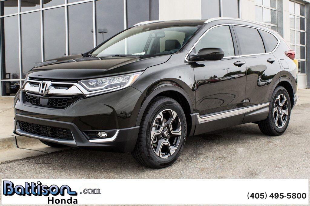 2017 Honda CR-V Touring Oklahoma City OK