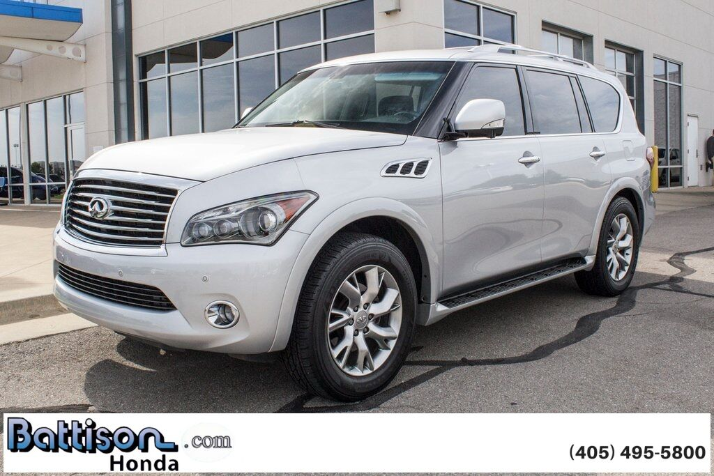2013 INFINITI QX56 Base Oklahoma City OK