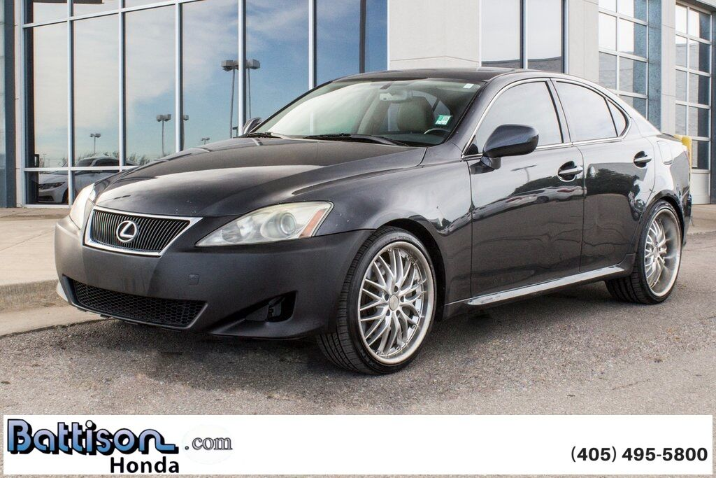 2006 Lexus IS 350 Oklahoma City OK