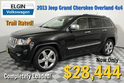 2013 Jeep Grand Cherokee Overland 4x4 **CLEARANCE PRICED** Elgin IL