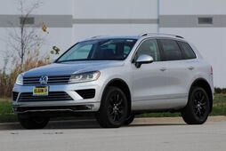 2017 Volkswagen Touareg V6 Sport 4Motion w/Technology **SAVE ADDITIONAL $1000 WITH LOYALTY BONUS** Elgin IL