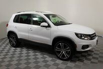 Volkswagen Tiguan SEL **SAVE ADDITIONAL $1000 WITH LOYALTY BONUS** 2017