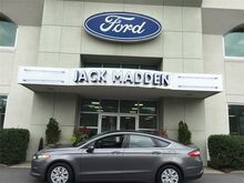 2014 Ford Fusion S Norwood MA