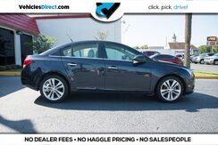 2014 Chevrolet Cruze LTZ For Sale North Charleston SC