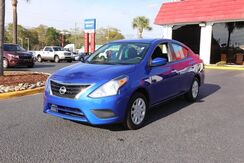 2016 Nissan Versa SV North Charleston SC