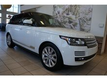 2016 Land Rover Range Rover 3.0L V6 Supercharged HSE Warwick RI