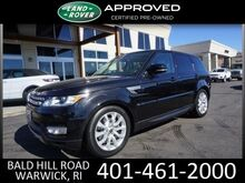 2014 Land Rover Range Rover Sport 3.0L V6 Supercharged HSE Warwick RI
