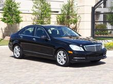 2013 Mercedes-Benz C-Class C 250 Houston TX