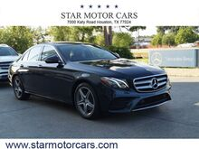 2017 Mercedes-Benz E 300 Sedan Houston TX