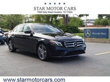 2017 Mercedes-Benz E-Class E 300 Houston TX