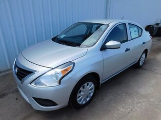 2017 Nissan Versa 1.6 S Plus Del City OK