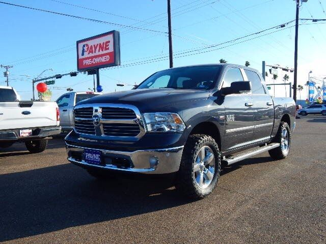 2016 dodge ram 1500 lone star mcallen tx 16043586 for Payne motors used inventory
