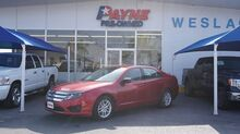 2012 Ford Fusion S  TX