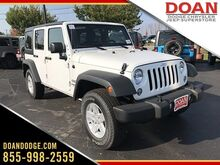 2017 Jeep Wrangler Unlimited Sport Rochester NY