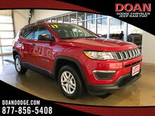 2017 Jeep Compass Sport Rochester NY