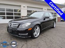 2013 Mercedes-Benz C-Class C 300 Greenland NH