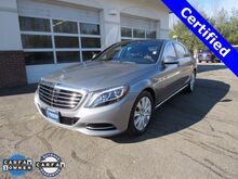 2014 Mercedes-Benz S-Class S 550 Greenland NH
