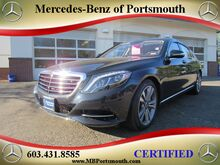 2017 Mercedes-Benz S 550 Long wheelbase 4MATIC® Greenland NH