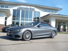 2017 Mercedes-Benz S-Class S 63 AMG® Greenland NH