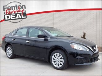 2017 Nissan Sentra S Lee's Summit MO