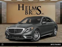 2017 Mercedes-Benz S-Class S 550 Bayside NY