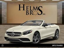 2017 Mercedes-Benz S-Class S 63 AMG® Bayside NY