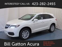 2017 Acura RDX AWD with Technology and AcuraWatch Plus Packages Johnson City TN