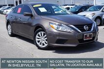 2016 Nissan Altima 2.5 S W/ Rear Camera + Power Drivers Seat Shelbyville TN