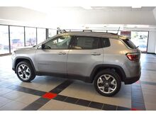 2017 Jeep New Compass Limited Pampa TX