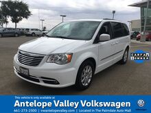 2016 Chrysler Town & Country Touring Palmdale CA