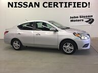 2016 Nissan Versa 1.6 SV Washington PA