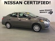 2016 Nissan Versa 1.6 S Plus Washington PA