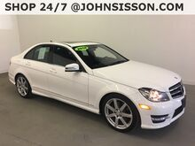 2014 Mercedes-Benz C-Class C 300 4MATIC® Washington PA