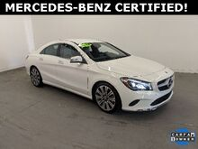 2018 Mercedes-Benz CLA 250 4MATIC® COUPE Washington PA