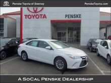2017 Toyota Camry LE Downey CA